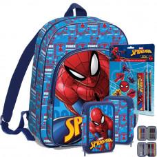 Kids Licensing -Pókember-iskolai szett 2020-sötét kék Előnézet