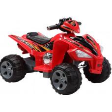 Inlea4Fun Quad Sport elektromos négykerekű - piros Előnézet