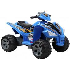 Inlea4Fun Quad Sport elektromos négykerekű - kék Előnézet