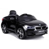 BMW 6 GT elektromos kisautó - fekete