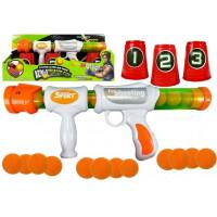 Inlea4Fun FUN SHOOTING Szivacslövő pisztoly