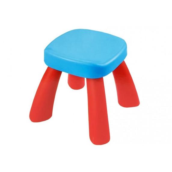 Inlea4Fun PAINTING TABLE Multifunkciós rajzasztal 2v1 székkel