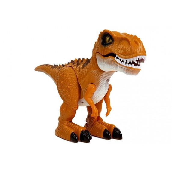 RC Tyrannosaurus Rex távirányítóval Inlea4Fun DINOUSAUR PLANET