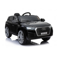 AUDI Q5 elektromos kisautó - fekete Előnézet