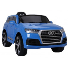 AUDI Q7 2.4 G LIFT  elektromos kisautó - kék lakkozott Előnézet