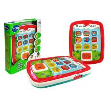 Játék tablet babáknak HOLA Előnézet