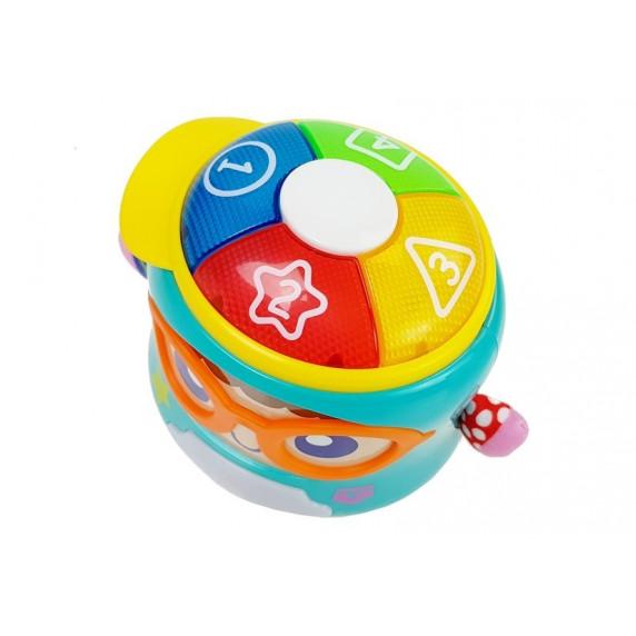 Interaktív játék dob gyerekeknek HOLA