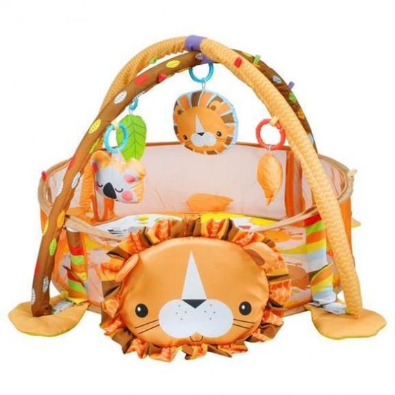 Konig Kids LION ACTIVITY 3az1-ben Játszószőnyeg