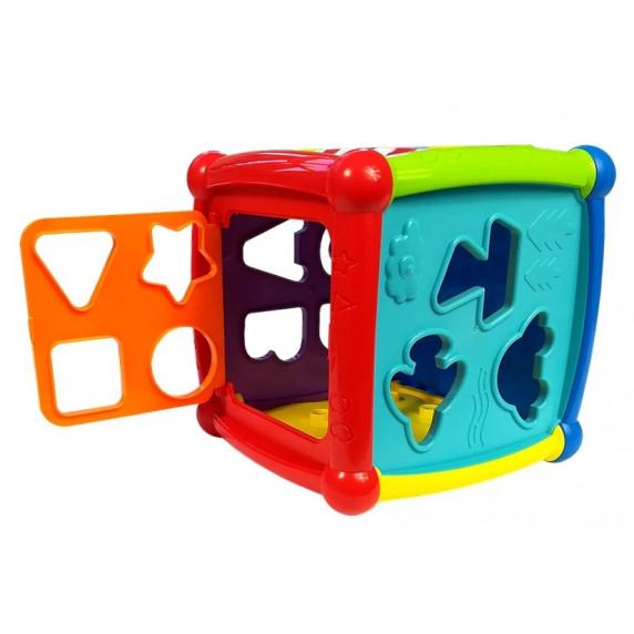 Interaktív készségfejlesztő játék HUANGER Fancy Cube