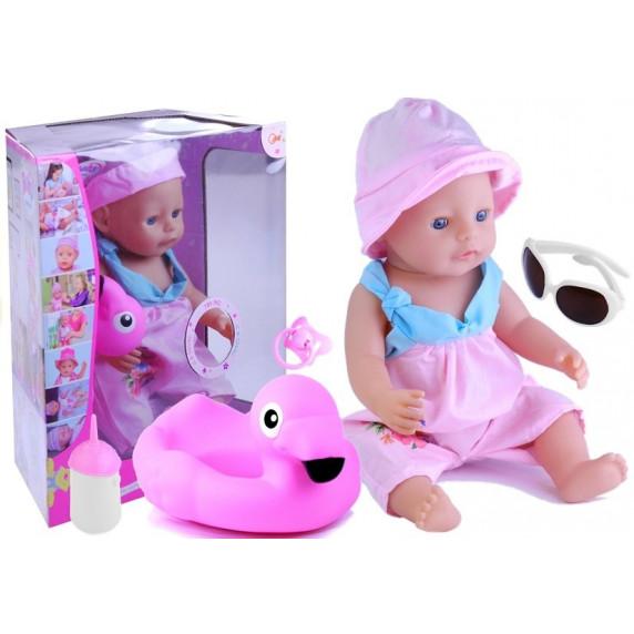 Inlea4Fun BABY MAY Interaktív strandoló baba