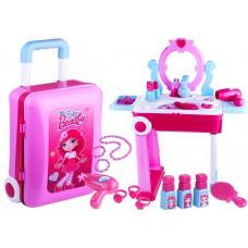 Inlea4Fun BEAUTY Szépítkező asztal bőröndben Előnézet