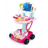 Inlea4Fun Doctor 17 Orvosi kocsi gyerekeknek