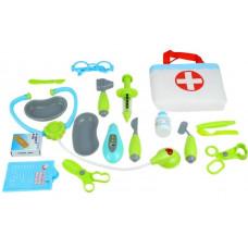Inlea4Fun MEDICAL SET orvosi játékszett Előnézet