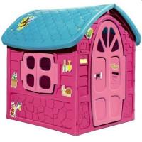 Kerti játszóház Inlea4Fun My First Playhouse  - rózsaszín/kék