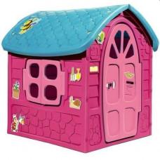 Kerti játszóház Inlea4Fun My First Playhouse  - rózsaszín/kék Előnézet