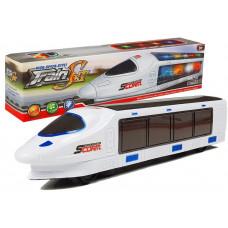 Inlea4Fun TRAIN SET Pendolino Modern vonat fény- és hangeffektekkel Előnézet