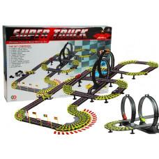 Inlea4Fun versenypálya SUPER TRACK 11 m Előnézet