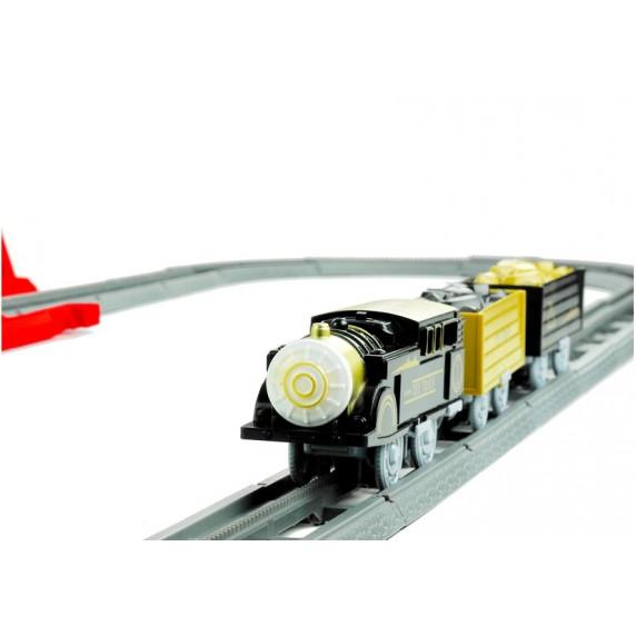 Inlea4Fun vasútpálya 136 cm