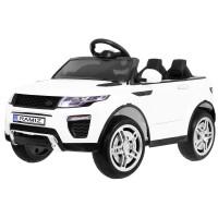 RAPID RACER Elektromos kisautó - Fehér