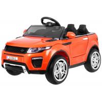 RAPID RACER Elektromos kisautó - Narancssárga