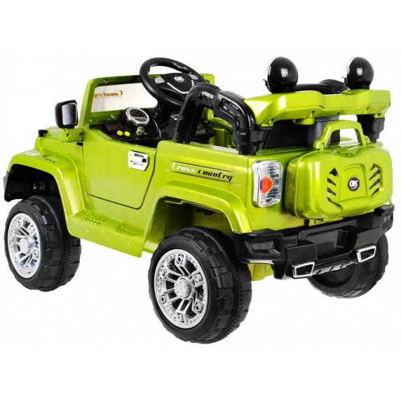 JEEP JJ245 Elektromos kisautó - Zöld