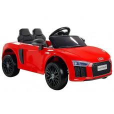 Elektromos kisautó AUDI R8 Spyder - Piros Előnézet