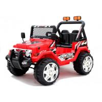 Inlea4Fun DRFITER S618 EVA Elektromos négykerekű - piros