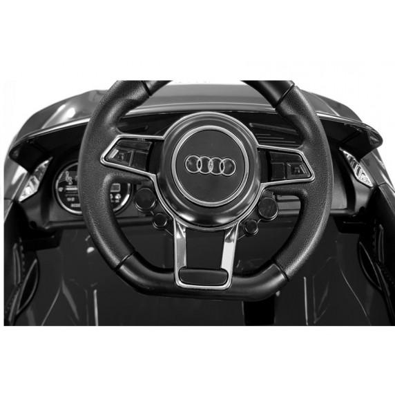 Elektromos kisautó AUDI R8 Spyder - Fehér