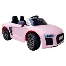 Elektromos kisautó AUDI R8 Spyder - Rózsaszín Előnézet