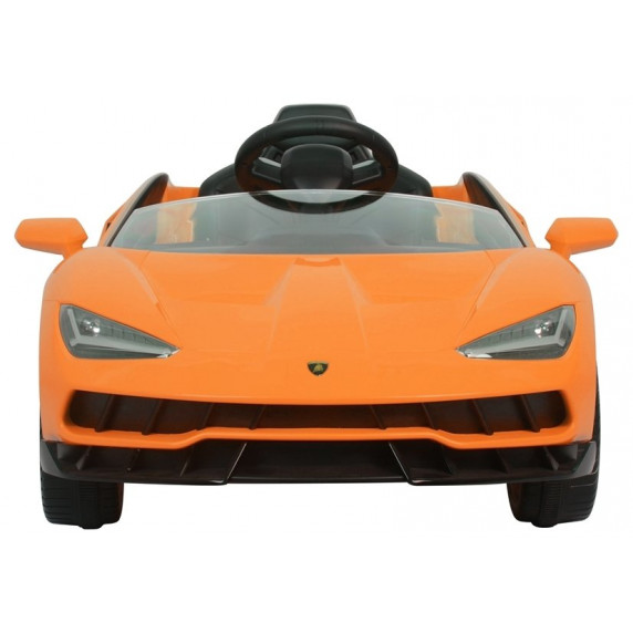 Elektromos kisautó Inlea4Fun LAMBORGHINI Centenario - narancssárga