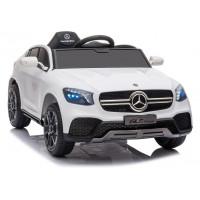 Elektomos kisautó Mercedes GLC Coupe BBH-013 - fehér