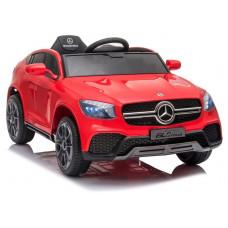 Elektomos kisautó Mercedes GLC Coupe BBH-013 - piros Előnézet