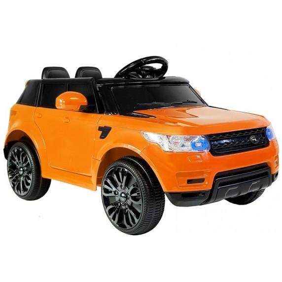 Elektromos kisautó Inlea4Fun HL1638 - Narancssárga