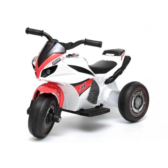 Inlea4Fun GTM 5588 Elektromos háromkerekű - piros