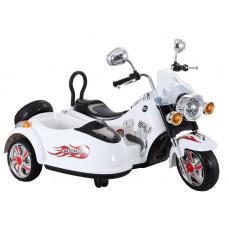 Inlea4Fun SX138 Elektromos kismotor - fehér Előnézet