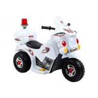 Inlea4Fun LL999 Elektromos kismotor - fehér
