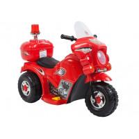 Inlea4Fun LL999 Elektromos kismotor - piros