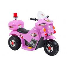 Inlea4Fun LL999 Elektromos kismotor - rózsaszín Előnézet