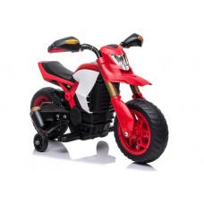 Inlea4Fun LITTLE RACER TR1909 Elektromos kismotor - piros Előnézet