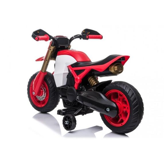 Inlea4Fun LITTLE RACER TR1909 Elektromos kismotor - piros
