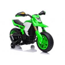 Inlea4Fun LITTLE RACER TR1909 Elektromos kismotor - zöld Előnézet