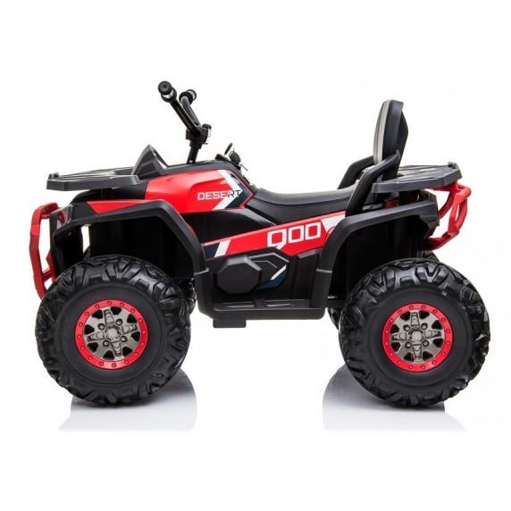 Elektromos négykerekű Inlea4Fun QUAD XMX607 - piros
