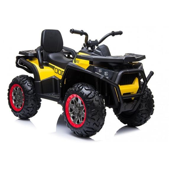 Elektromos négykerekű Inlea4Fun QUAD XMX607 - sárga