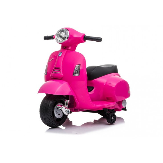 Inlea4Fun VESPA GTS 300 Mini Elektromos kismotor - Rózsaszín