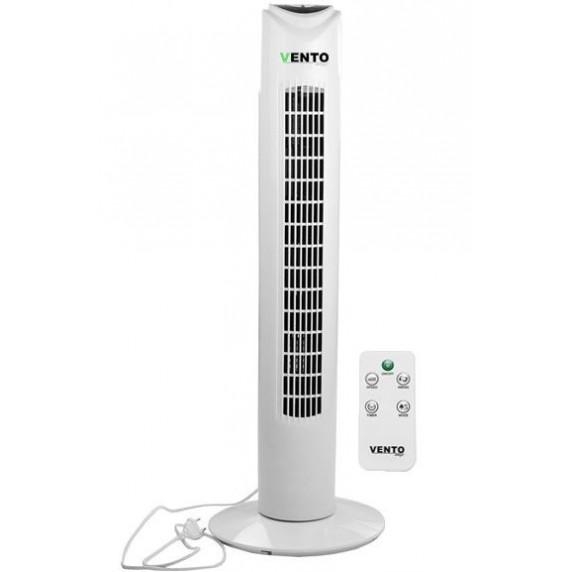 VENTO oszlop ventilátor 79 cm 40W - fehér