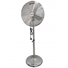 VENTO Otthoni álló ventilátor 40 cm 50W INOX króm Előnézet