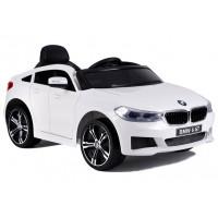 BMW 6 GT elektromos kisautó - fehér