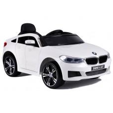BMW 6 GT elektromos kisautó - fehér Előnézet