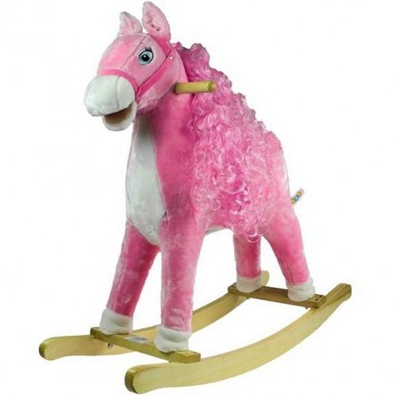Hintaló Inlea4Fun Princess - rózsaszín