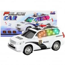 Inlea4Fun POLICE CAR Rendőrautó fény- és hanghatásokkal Előnézet